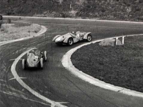 CIRCUIT AUTOMOBILE DES ESSARTS DE 1950 A 1970