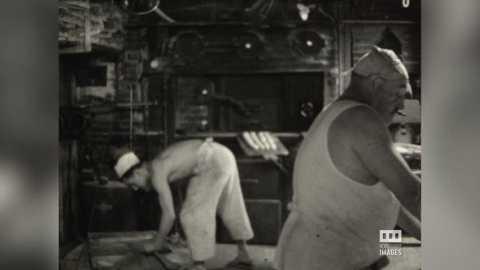 COUTURE-BOUSSEY (LA) - LE BOULANGER - 1952
