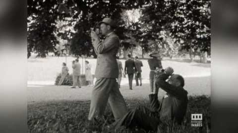 AUMALE - RALLYE CCAA - 1951