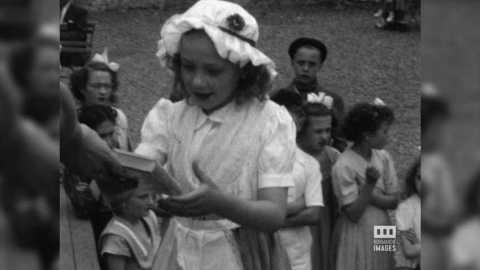 COUTURE BOUSSEY (LA) - DISTRIBUTION DES PRIX - 1952