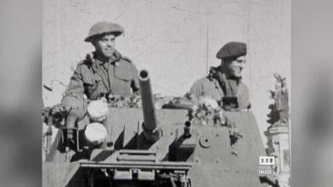 ROUEN - LIBERATION - 1944