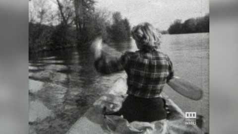 POSES - VIE SAUVAGE - 1950