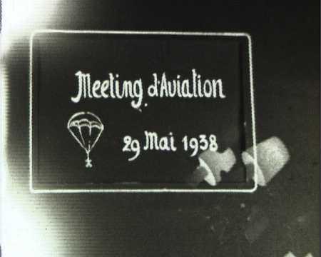 MEETING D'AVIATION - 29 MAI 1938