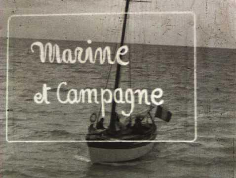 MARINE ET CAMPAGNE