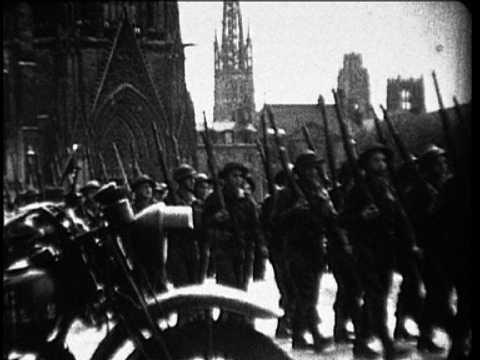 LIBERATION 31 AOUT 1944 ET VICTOIRE 1945