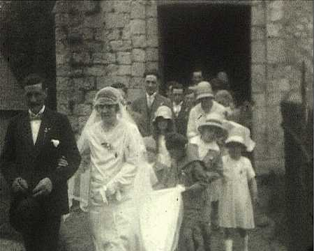 MARIAGE BEAUDOIN-BOSQUER - FRESNAY (272)