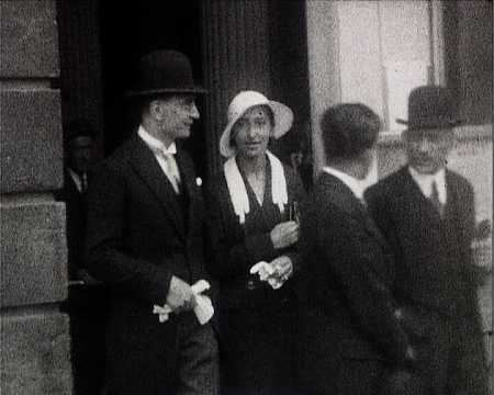 MARIAGE DE RENE PARODI ET JEANNE TISSOT- NANCY (404)
