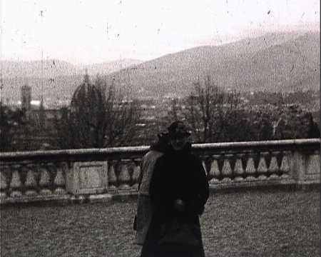VUE DE CASIGNANO - AVEC MAMAN A SAN MINIATO (618)