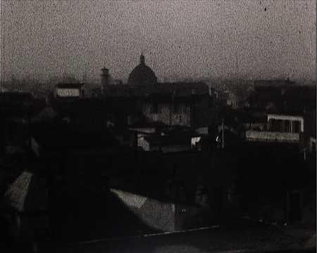 SUR LE TOIT DE LA CASA PICCIOLI (II) - FLORENCE (620)