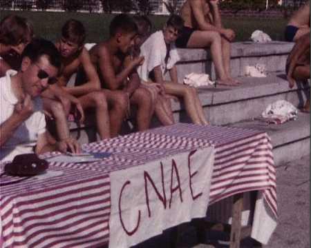 PISCINE CNAE - SAISON 1964 II
