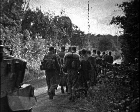 FILM DE FAMILLE CHANTRAINE 1940-1945