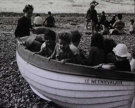 ETE 1949 A MESNIL-VAL
