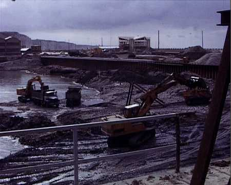 CONSTRUCTION DU PORT DE PLAISANCE DE FÉCAMP