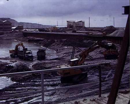 CONSTRUCTION DU PORT DE PLAISANCE DE FÉCAMP