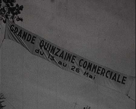 QUINZAINE COMMERCIALE EN 1967