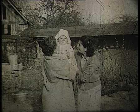 FILMS DE FAMILLE SIMONKLEIN (1) 1935-1937