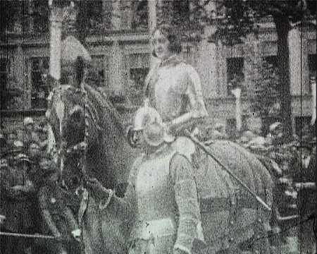 FETE JEANNE D'ARC 1931