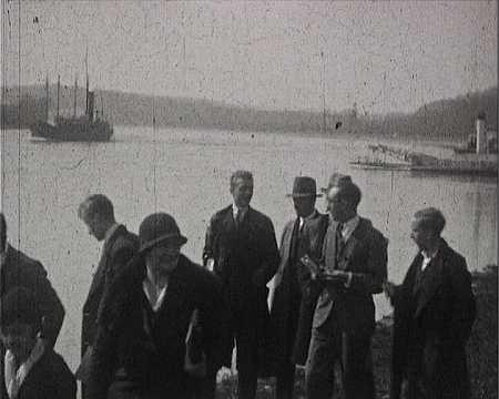 DUCLAIR 1931 -  VACANCES A SAINT BRIEUC 1933