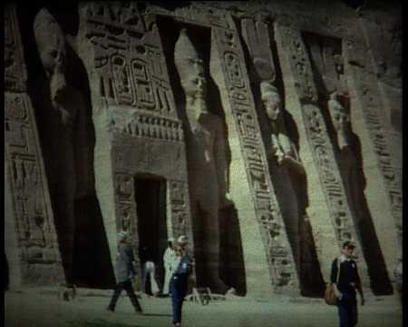 DENISE ET ROBERT EN EGYPTE