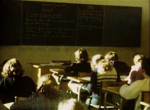 CLASSE DE NEIGE A VALLOIRE (1)