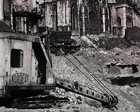 IMAGES DE ROUEN, 1950