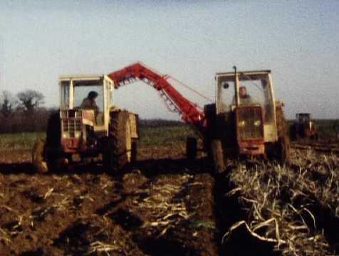 AGRICULTURE - PLATEAU DU NEUBOURG