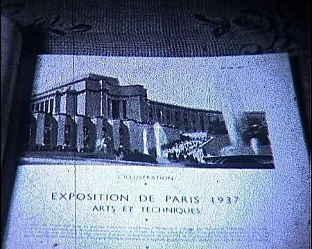 PARIS EXPO. 1937 (PAVILLONS ETRANGERS)