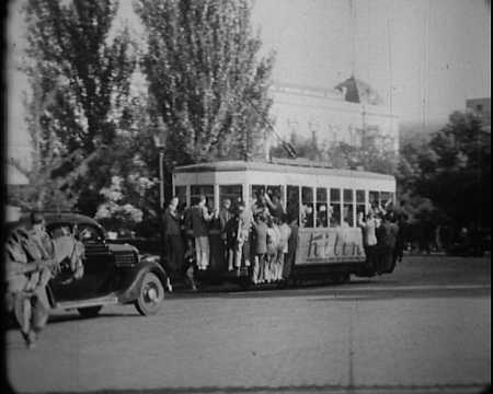 ESPAGNE ETE 1950