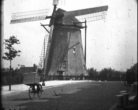 BELGIQUE ET HOLLANDE ETE 1952