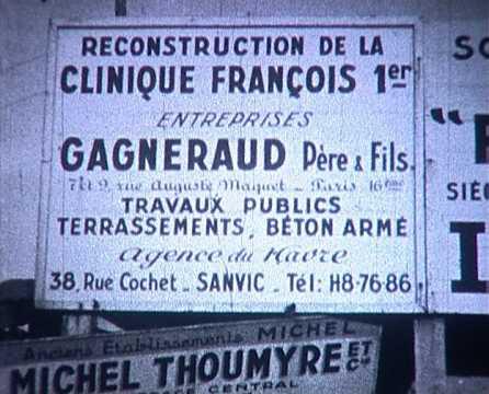 1944...ALORS LES HAVRAIS REBATIRENT LEUR VILLE