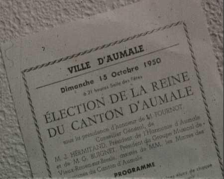 ELECTION REINE
