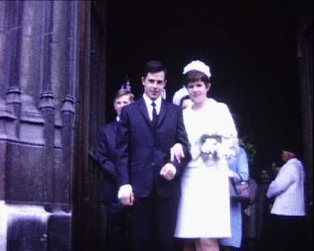 MARIAGE CHRISTINE ET CHARLES BRASSART