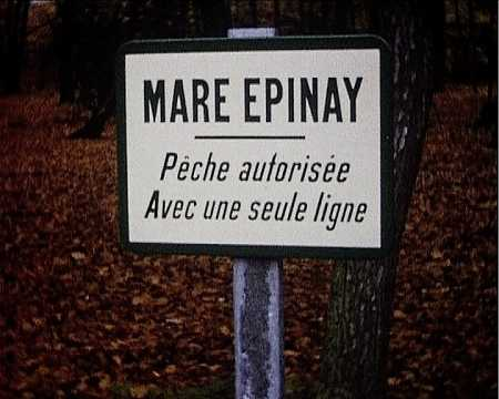 MARE EPINAY - ANGLETERRE