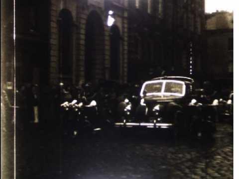 VISITE DE RENE COTY 1954