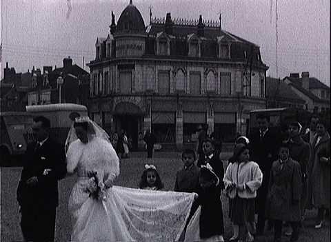 MARIAGE GIRON A CHATEAU DU LOIR (2)