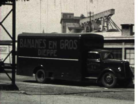 IMPORTATION DES BANANES A DIEPPE