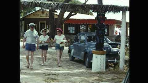 VACANCES 1957 - 1959