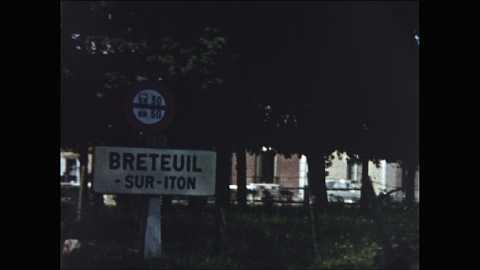 BRETEUIL-SUR-ITON - EVREUX - DIVERS