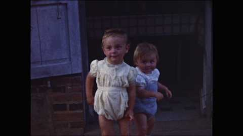 1961 - 1963 FILMS DE FAMILLE