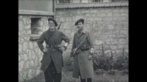 EVENEMENTS À VERNON EN 1944 - 1 -