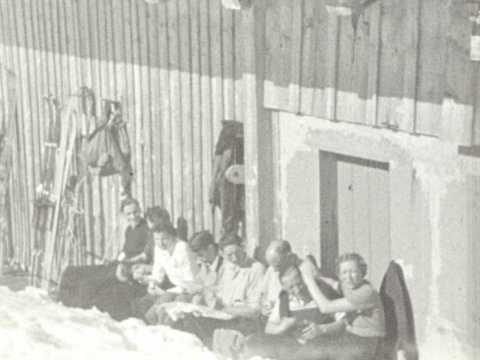 SKI 1938 - LA CLUSAZ
