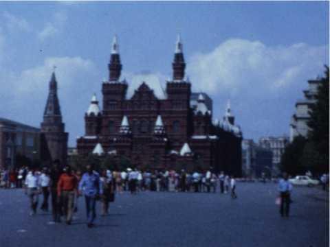MOSCOU-LENINGRAD