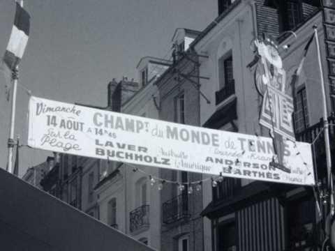 TOURNEE KRAMER 1966