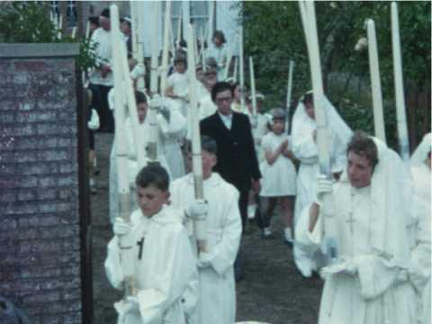 BAPTEME A BERNAY - COMMUNION A SAINT AUBIN DES PREAUX