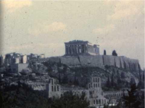 VOYAGE SCOLAIRE EN GRECE : ACROPOLE