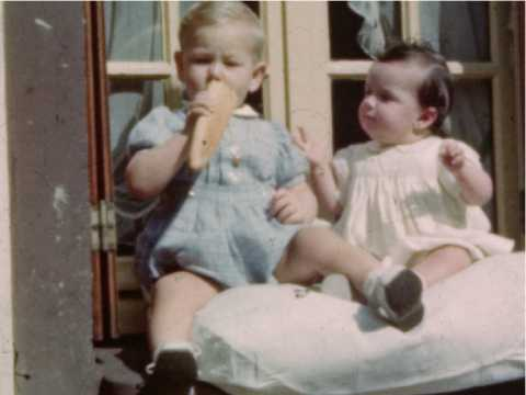 ENFANTS 1949 - 1950