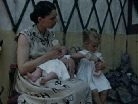 ENFANTS 1951 - 1953