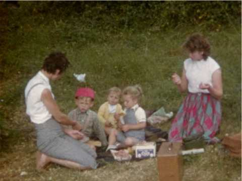 ENFANTS 1954 - 1955